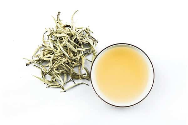 Cresting Cranes of Legend (organic white tea)