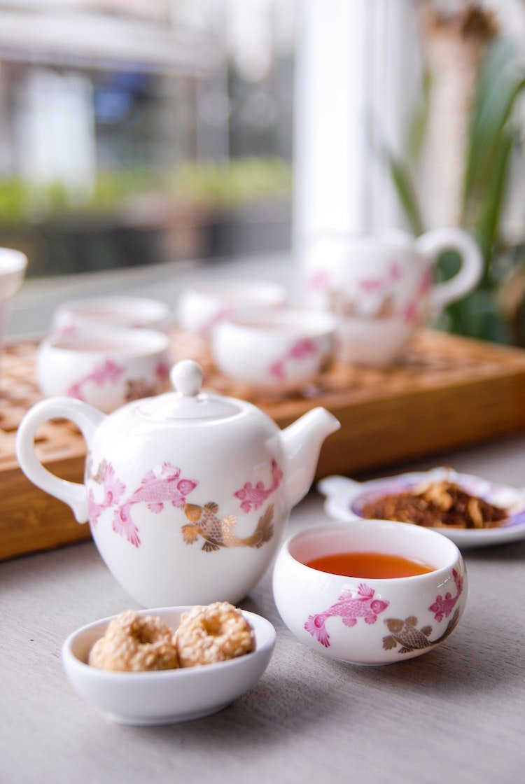 Vegan Tea Recipes