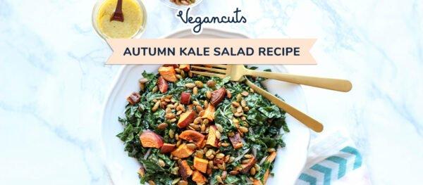 Autumn Kale Salad Recipe