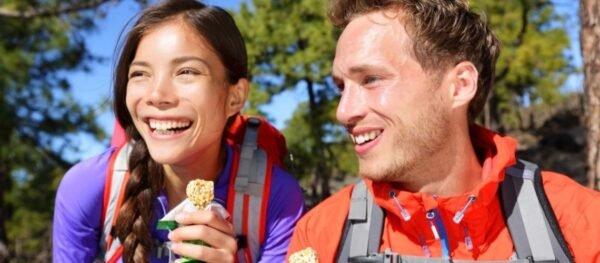 vegans snacks for hikes