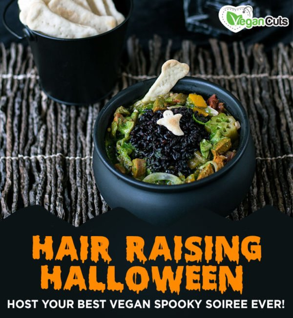How to host a vegan halloween