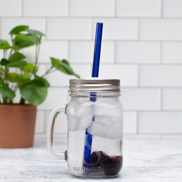 glass mason jar is eco-friendly