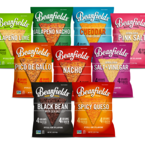 Beanfields Chips 24-Pack