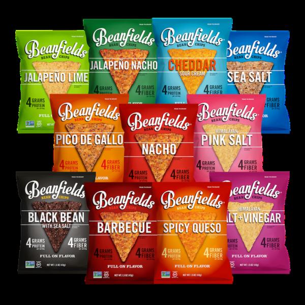 Beanfields 1.5oz all 11 Flavors
