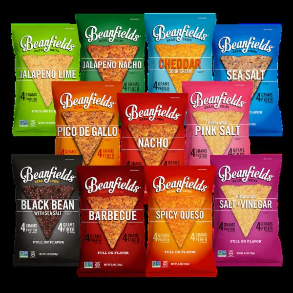 Beanfields 5.5oz all 11 flavors