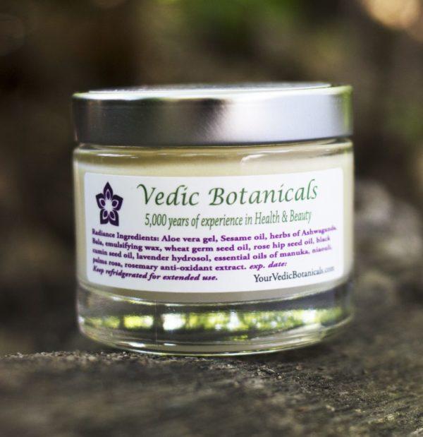 Vedic Botanicals Radiance Face Cream 2