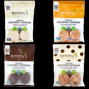 Emmy's Organics Variety Pack
