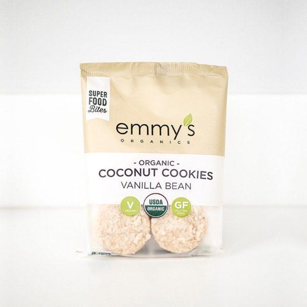 Emmy's Organics Vanilla