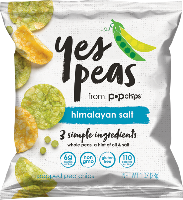 PopChips Yes Peas