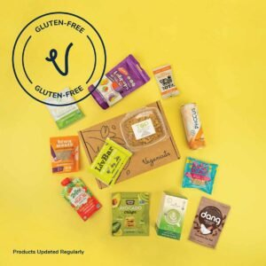 Vegan Gluten Free Snack Box