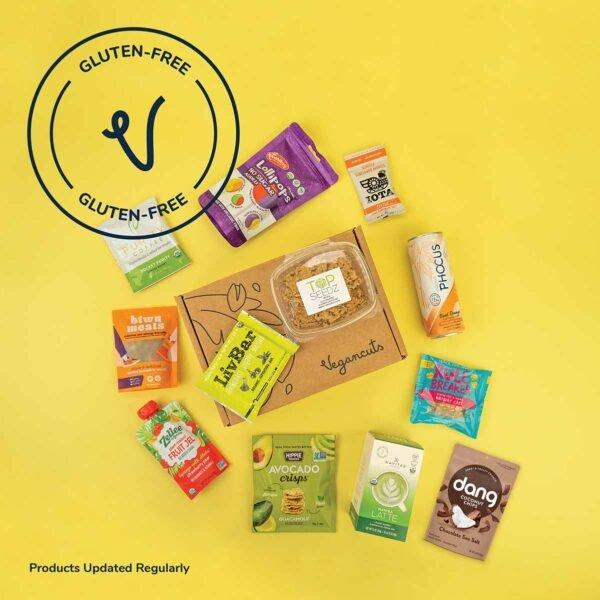 Vegan Gluten Free Snack Box