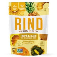 RIND Snacks tropical blend