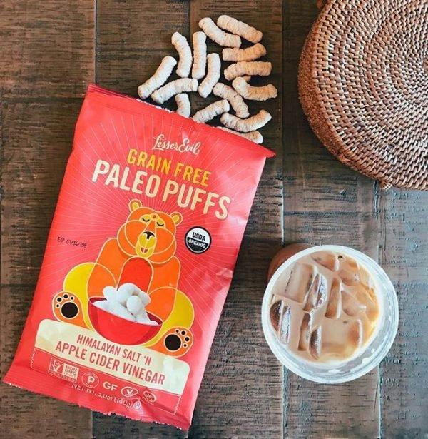 lesserevil Paleo puffs