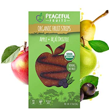 peaceful fruit apple strip