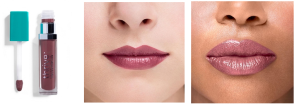 Vegancuts Blissful Beauty Makeup Box Thrive Causemetics Glossy Lip Mark in JoAnn