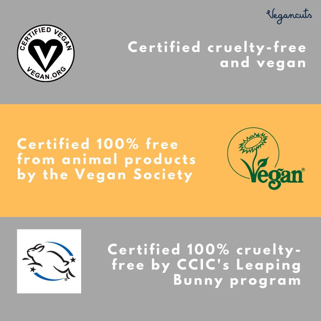 Vegan and Cruelty Free Labels