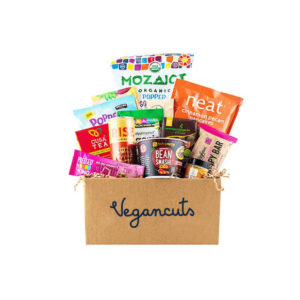 Vegancuts Snack & Beauty Combo Box
