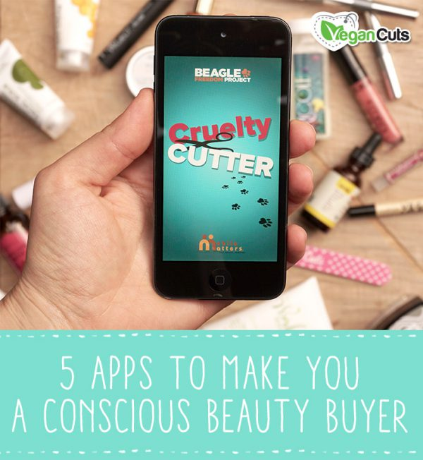 5 Apps to Make You a Conscious Beauty Buyer