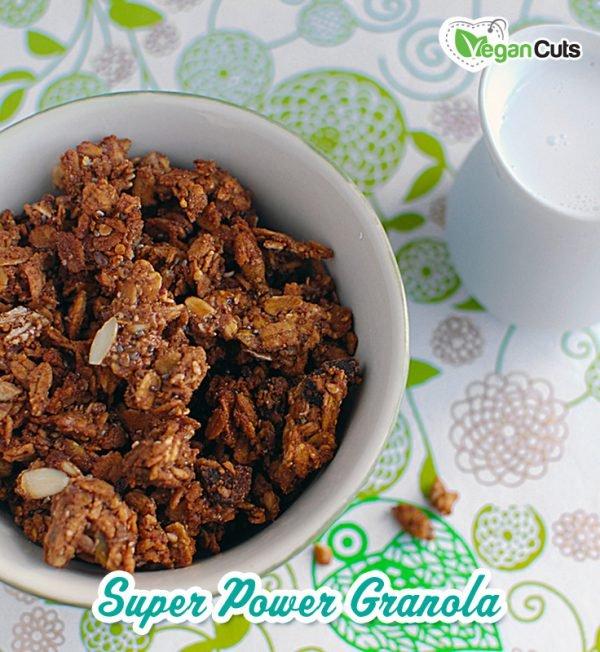 Super Power Granola