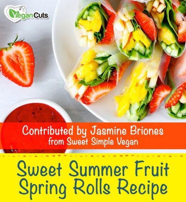Summer Fruit Header