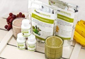 organic clean vegan detox