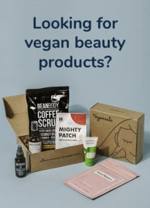Beauty Box - Looking for vegan beauty products