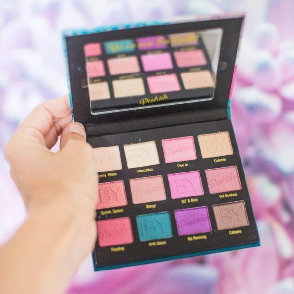 Summer 19 Makeup Box IBY Poolside Eyeshadow