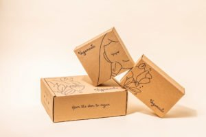 The new Vegancuts packaging