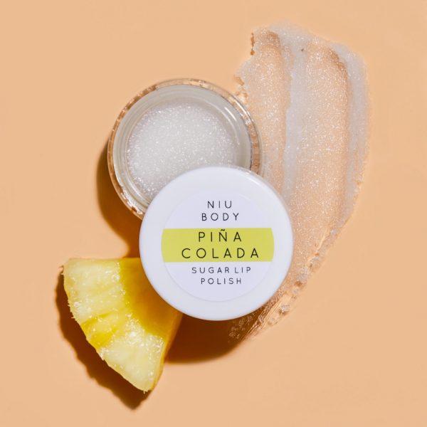 Pina Colada - Pineapple Swatch