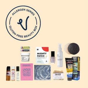 Vegancuts Allergen Series Gluten Free Beauty Box