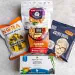 Aug 2019 Full Vegancuts Snack Box 1