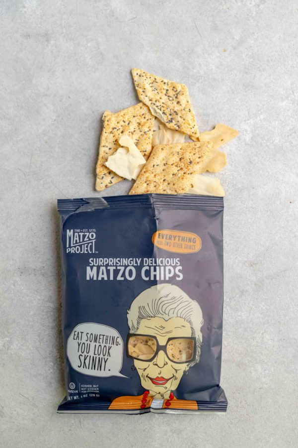 The Matzo Project Everything Chips