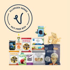 Vegancuts Nut-Free Snack Box