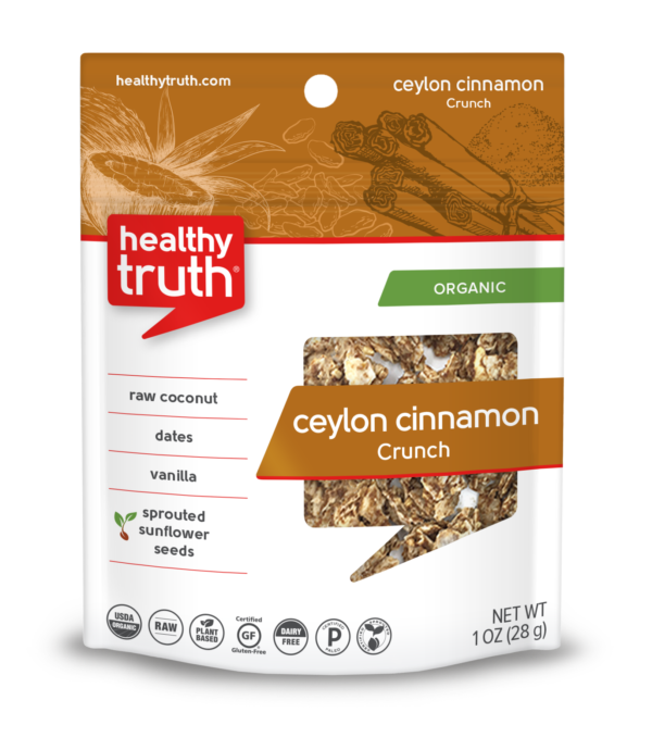 Healthy Truth Ceylon Cinnamon Crunch