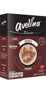 Avelina Cinnamon Oatmeal