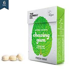 The Humble Co. 12 pc Fresh Mint Gum