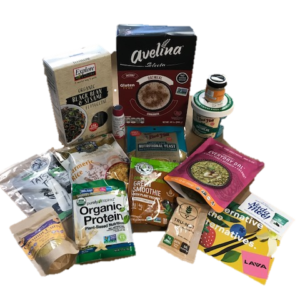 Vegan Pantry Box