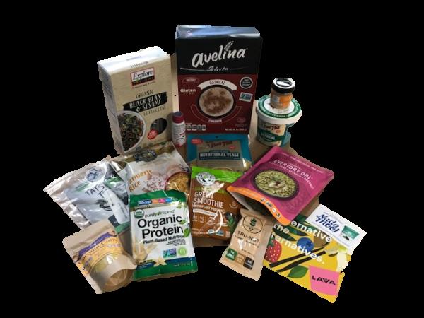 Vegan Pantry Box