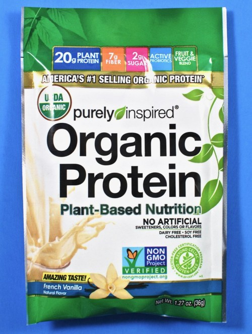 Purely Inspired French Vanilla Organic Protein