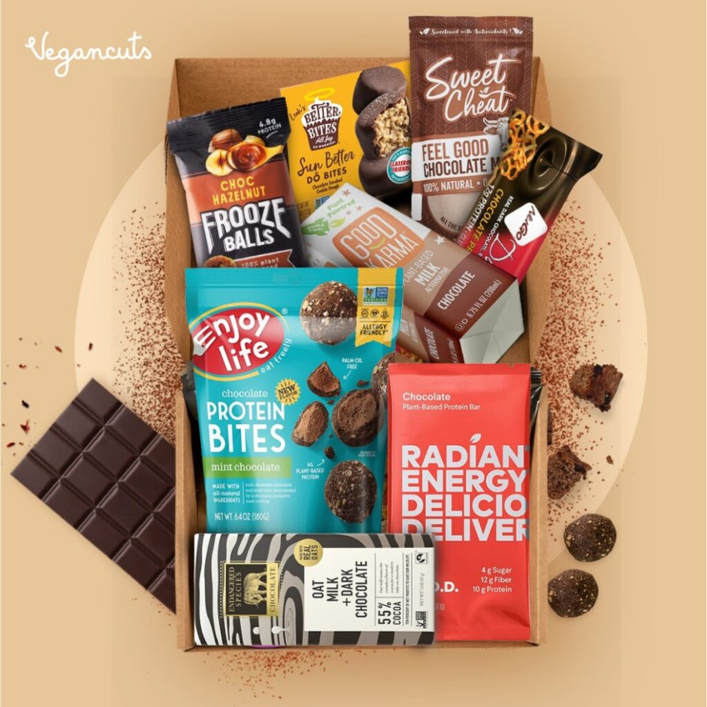 Vegancuts Chocolate Box Sneak Peak