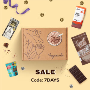 Vegan Chocolate Box now on sale
