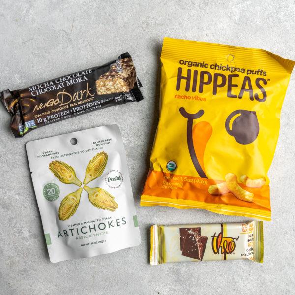 December 2019 Snack Box