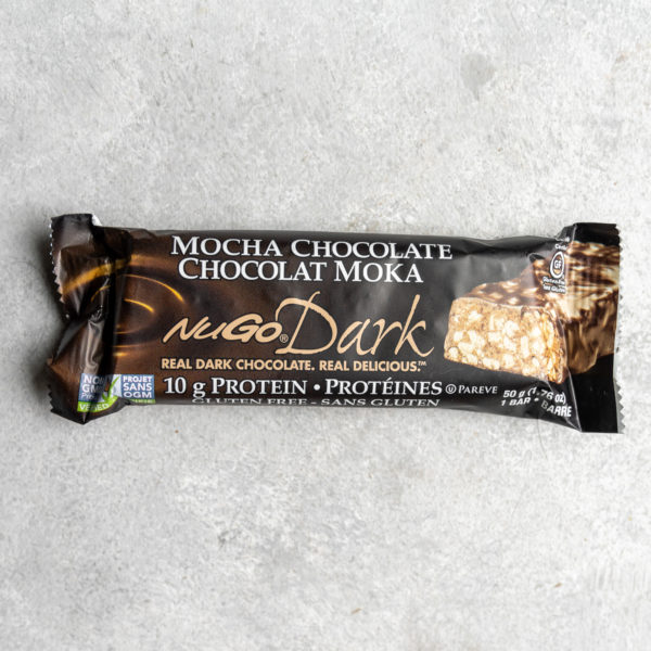 NuGo Dark December 2019 Snack Box