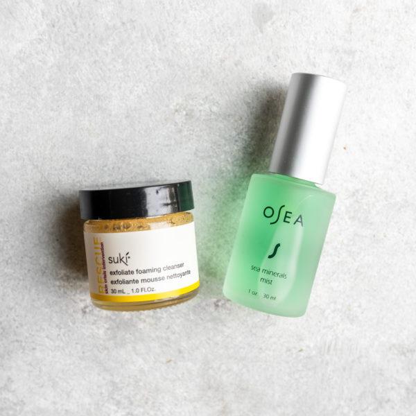 OSEA & Suki Skincare December 2019 Beauty Box