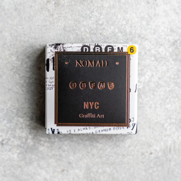 Nomad Cosmetics New York Eyeshadow Winter 2019 Makeup Box