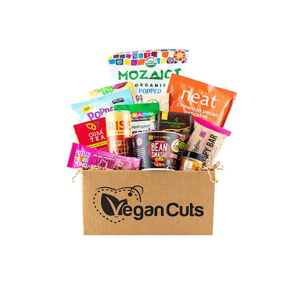 Snack & Beauty Combo Box