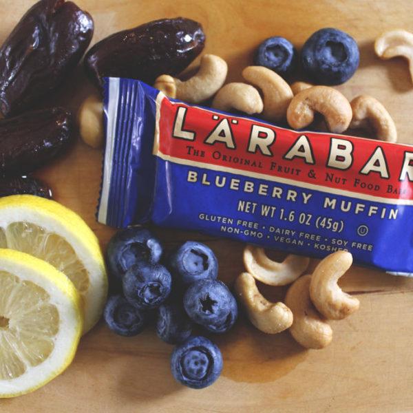 Larabar Blueberry Muffin