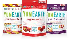 YumEarth Organic Vegan Candy   Vegancuts