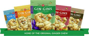 Gin Gins Candy   Vegancuts