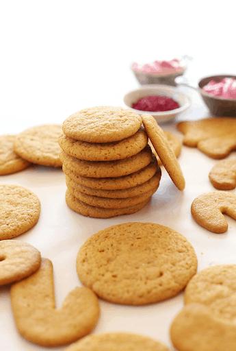 Vegan 1 Bowl Sugar Cookies   Vegancuts